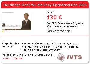 Spende FDF Fans